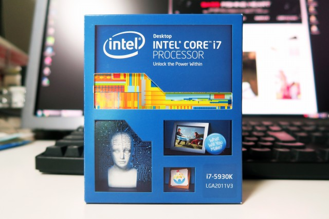Intel Core i7-5930K BOX