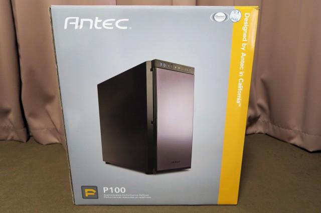 Antec P100