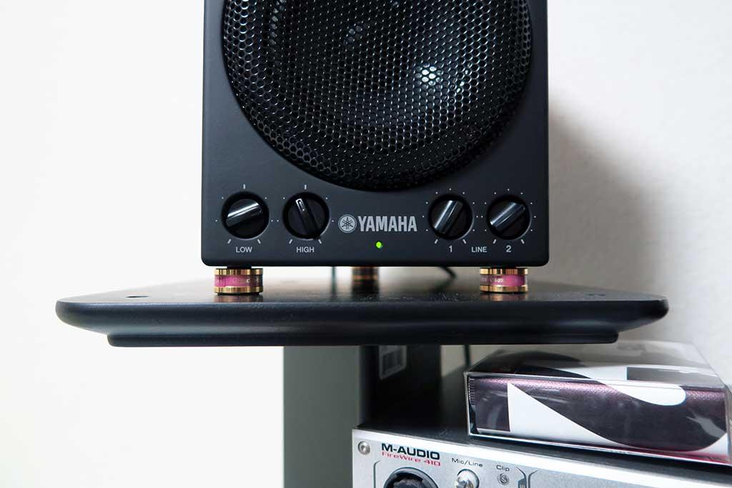 YAMAHA MSP3 インシュレーター