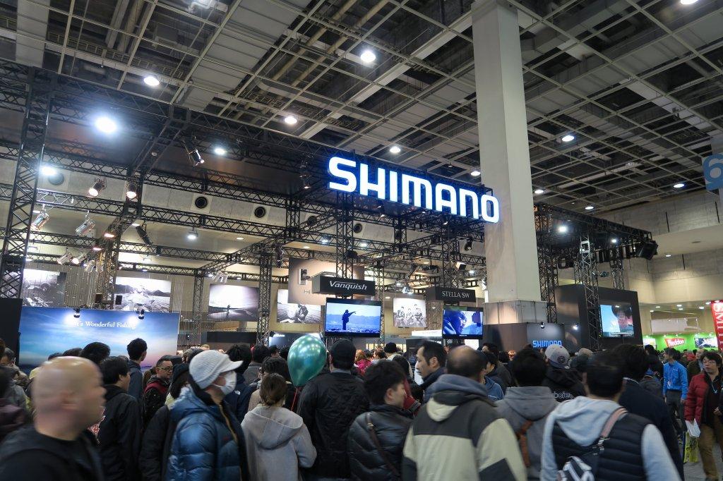 SHIMANO ブース