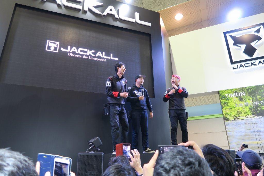 JACKALL トークショー