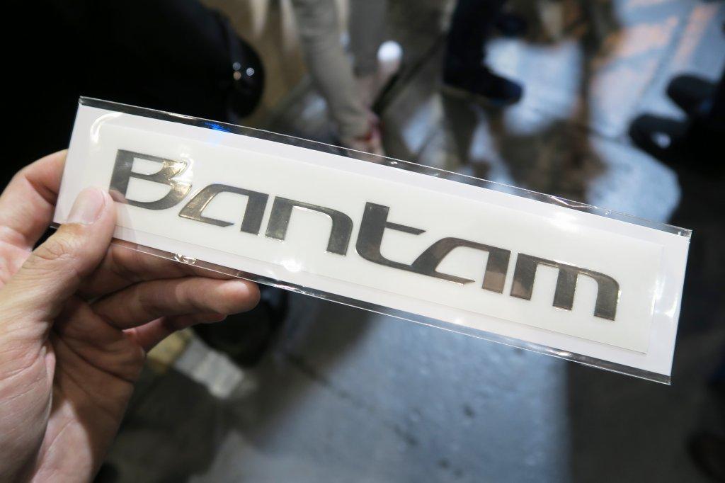 Bantam ステッカー