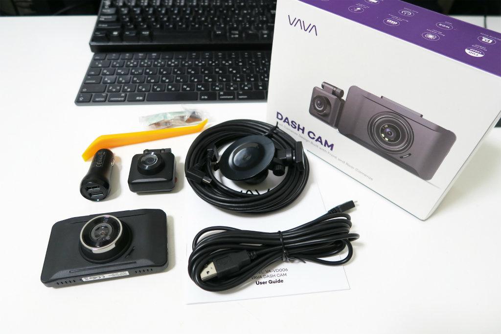 ドライブレコーダー(VA-VD006)