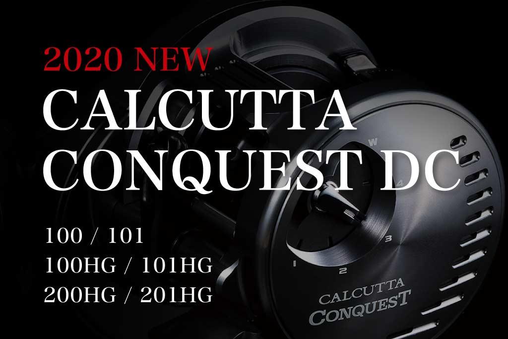 2020 NEW カルカッタコンクエストDC